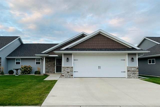 843 Sharon Lane, Pulaski, WI 54162 (#50230316) :: Symes Realty, LLC