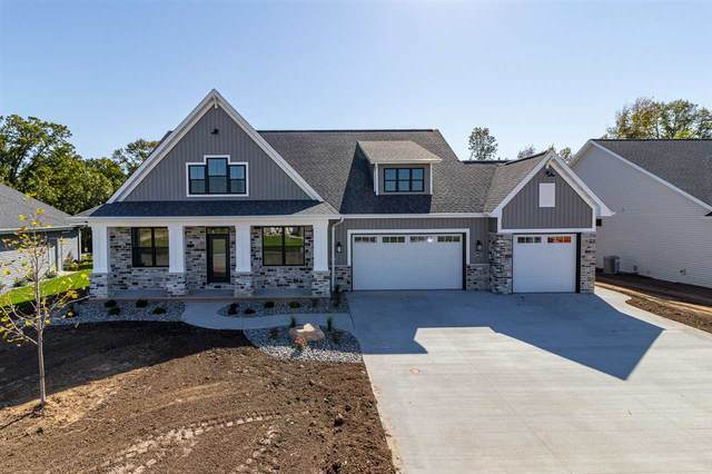 2003 Big Bend Drive, Neenah, WI 54956 (#50230384) :: Carolyn Stark Real Estate Team