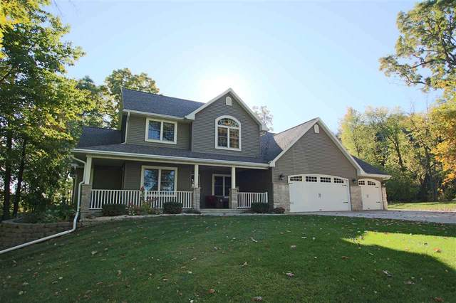 N5345 Thomaswood Court, Fond Du Lac, WI 54937 (#50230541) :: Todd Wiese Homeselling System, Inc.