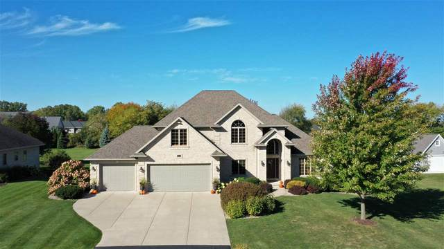 4012 Half Crown Run, De Pere, WI 54115 (#50230549) :: Ben Bartolazzi Real Estate Inc