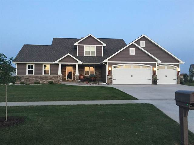 4702 N Lightning Drive, Appleton, WI 54913 (#50230556) :: Ben Bartolazzi Real Estate Inc