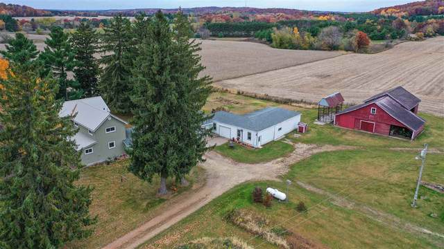 E1812 Elm Valley Road, Scandinavia, WI 54977 (#50230919) :: Ben Bartolazzi Real Estate Inc