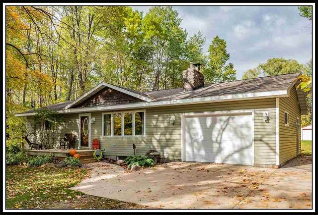 E8332 Weyauwega Road, New London, WI 54961 (#50230964) :: Dallaire Realty