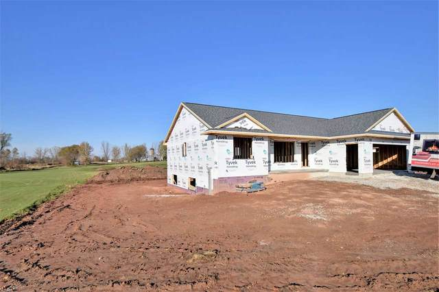 1695 Fair Road, Greenleaf, WI 54126 (#50230982) :: Todd Wiese Homeselling System, Inc.