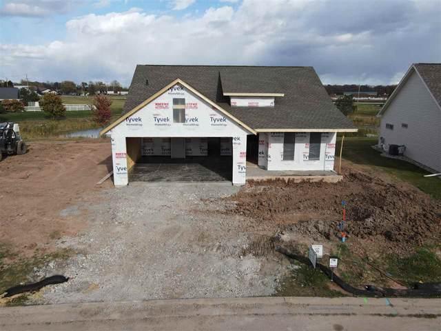 881 Whisper Falls Lane, Menasha, WI 54952 (#50230983) :: Ben Bartolazzi Real Estate Inc