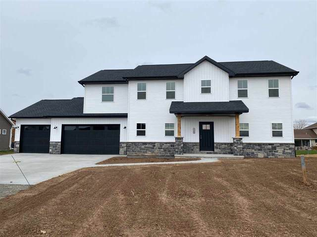 W5568 Hoelzel Way, Appleton, WI 54915 (#50231072) :: Ben Bartolazzi Real Estate Inc