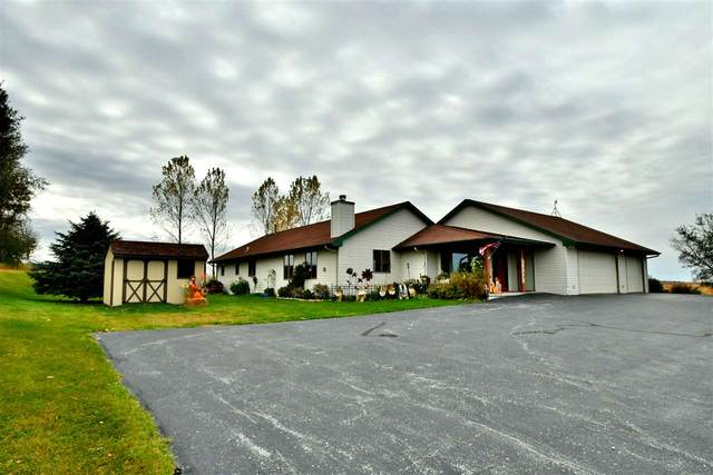 W2205 Fur Farm Road, Chilton, WI 53014 (#50231253) :: Symes Realty, LLC