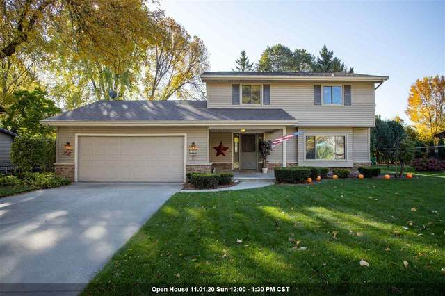 2411 W Cortland Drive, Appleton, WI 54914 (#50231275) :: Ben Bartolazzi Real Estate Inc