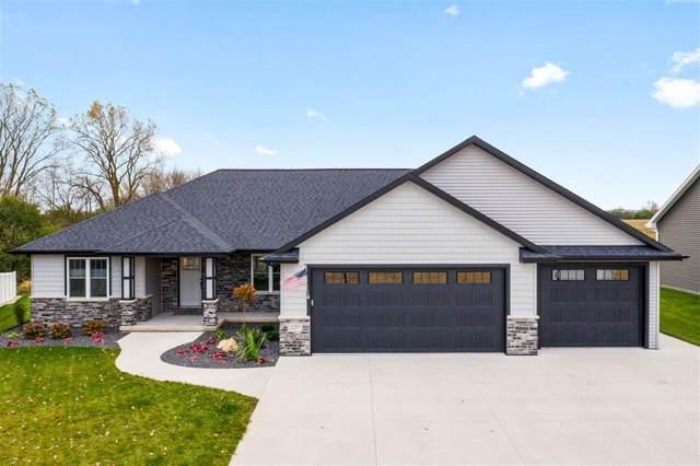 2213 Madelynn Lane, Neenah, WI 54956 (#50231282) :: Ben Bartolazzi Real Estate Inc