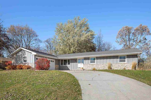 2100 Hickory Lane, New Holstein, WI 53061 (#50231374) :: Symes Realty, LLC