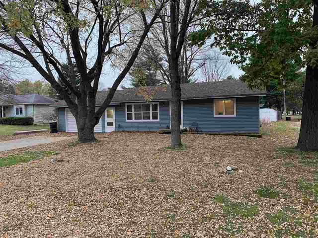 N2729 Richard Street, Waupaca, WI 54981 (#50231406) :: Todd Wiese Homeselling System, Inc.
