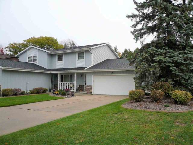 422 Silver Spring Drive 205B, Green Bay, WI 54303 (#50231425) :: Dallaire Realty