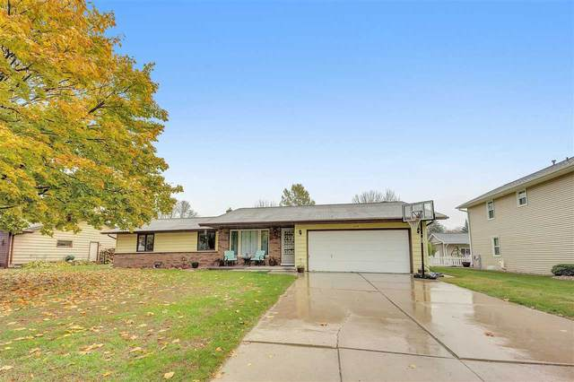 2179 Rachel Drive, Green Bay, WI 54311 (#50231454) :: Carolyn Stark Real Estate Team