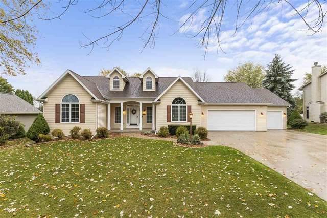 233 E Peppercorn Drive, Appleton, WI 54913 (#50231489) :: Ben Bartolazzi Real Estate Inc