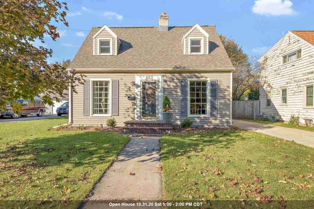 663 Chestnut Street, Neenah, WI 54956 (#50231776) :: Todd Wiese Homeselling System, Inc.
