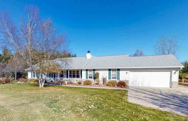 5482 Sampson Road, Abrams, WI 54101 (#50232078) :: Ben Bartolazzi Real Estate Inc