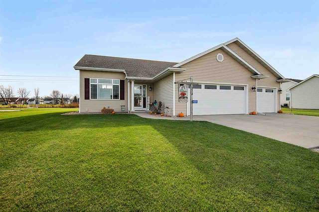 W2139 Tim Drive, Brillion, WI 54110 (#50232395) :: Ben Bartolazzi Real Estate Inc