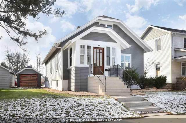 136 E Pearl Street, Seymour, WI 54165 (#50232689) :: Ben Bartolazzi Real Estate Inc