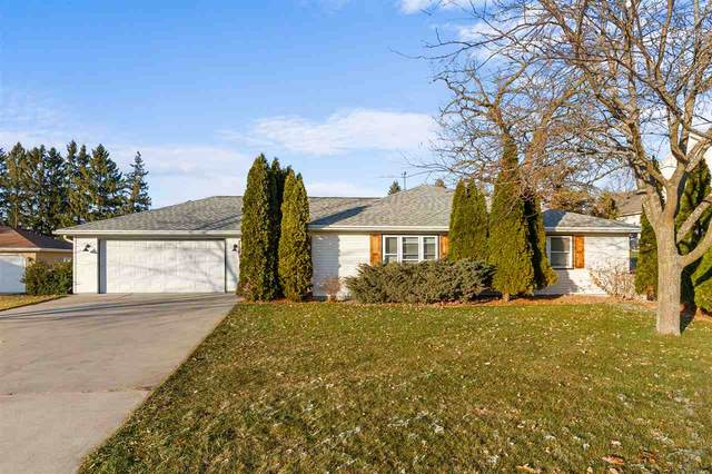 1320 W Capitol Drive, Appleton, WI 54914 (#50232734) :: Dallaire Realty