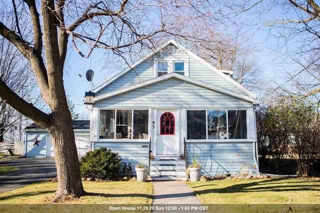 93 S Lake Street, Neenah, WI 54956 (#50232765) :: Carolyn Stark Real Estate Team