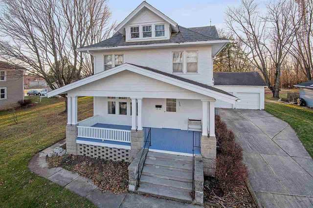 329 N State Street, Chilton, WI 53014 (#50232789) :: Ben Bartolazzi Real Estate Inc