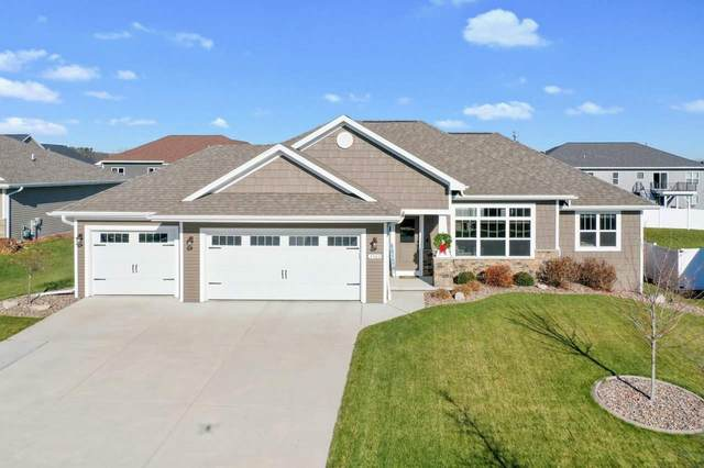 3562 Becket Drive, Green Bay, WI 54313 (#50232805) :: Ben Bartolazzi Real Estate Inc