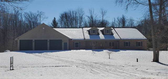 6781 Oconto River Shores Lane, Oconto Falls, WI 54154 (#50232858) :: Town & Country Real Estate