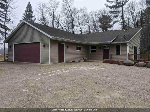W10784 Shaky Lake Road, Hortonville, WI 54944 (#50232939) :: Ben Bartolazzi Real Estate Inc