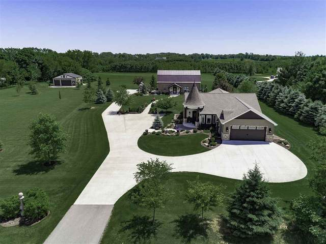 9660 Lois Lane, Appleton, WI 54914 (#50232952) :: Ben Bartolazzi Real Estate Inc