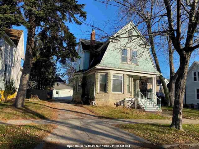214 W Hancock Street, Appleton, WI 54911 (#50232977) :: Dallaire Realty