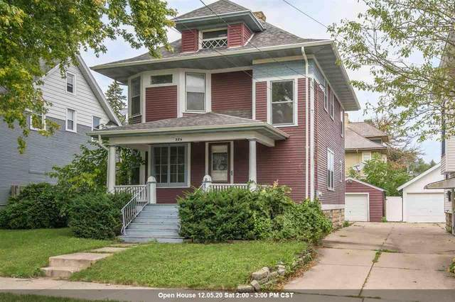 326 Saratoga Avenue, Oshkosh, WI 54901 (#50233024) :: Ben Bartolazzi Real Estate Inc