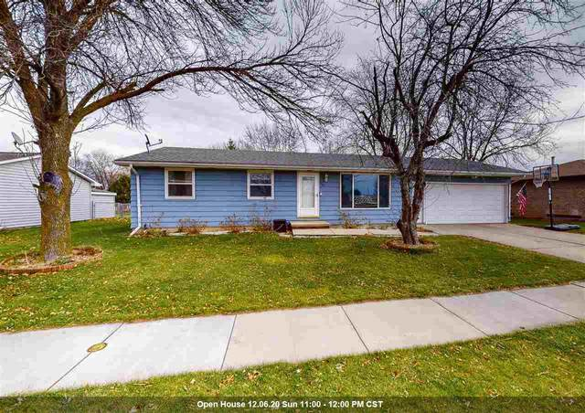 1245 S Erie Street, De Pere, WI 54115 (#50233190) :: Town & Country Real Estate