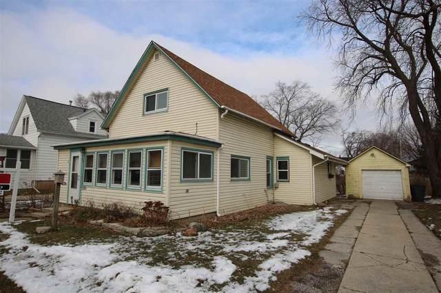 66 Clinton Street, North Fond Du Lac, WI 54937 (#50233228) :: Carolyn Stark Real Estate Team