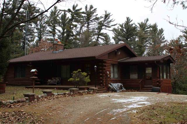 W5888 W Fork Drive, Wautoma, WI 54982 (#50233229) :: Dallaire Realty