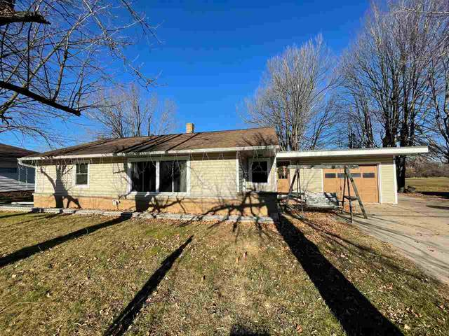 312 W Ramsdell Street, Marion, WI 54950 (#50233307) :: Dallaire Realty