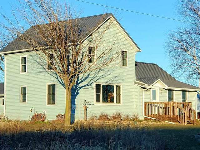 W3944 Hwy G, Black Creek, WI 54106 (#50233334) :: Todd Wiese Homeselling System, Inc.