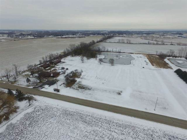 N7487 Townline Road, Fond Du Lac, WI 54937 (#50233425) :: Dallaire Realty