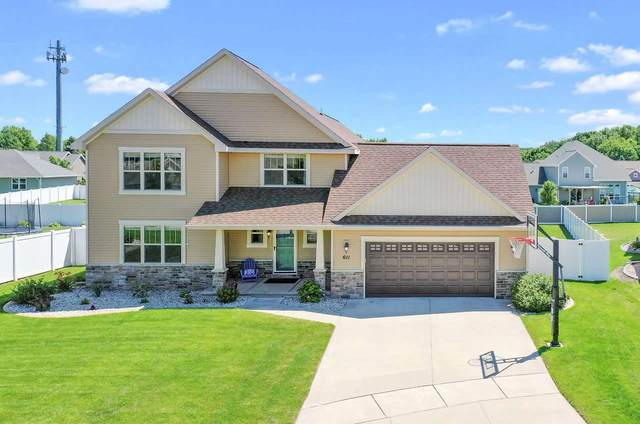 611 Castlestone Court, Hobart, WI 54155 (#50233470) :: Dallaire Realty