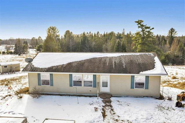 N11701 Boat Landing 11 Road, Silver Cliff, WI 54104 (#50233629) :: Dallaire Realty