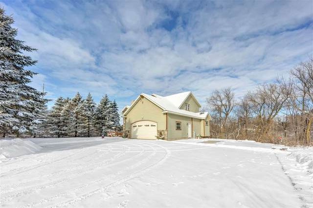 N5532 Spring Creek Road, Manawa, WI 54949 (#50233874) :: Dallaire Realty