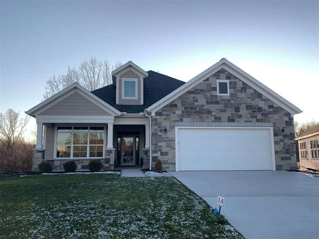 2101 E Baldeagle Court, Appleton, WI 54913 (#50233949) :: Carolyn Stark Real Estate Team
