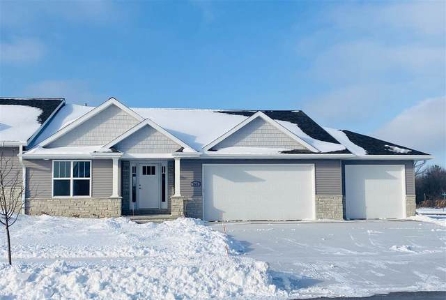 921 Barronwood Drive, Green Bay, WI 54311 (#50233978) :: Ben Bartolazzi Real Estate Inc