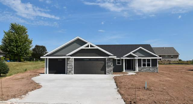 3224 Evening Star Drive, Green Bay, WI 54311 (#50234473) :: Ben Bartolazzi Real Estate Inc