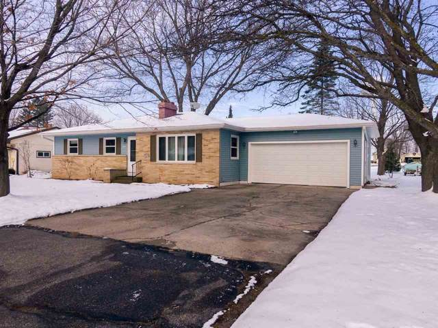105 Maple Drive, Bonduel, WI 54107 (#50234537) :: Todd Wiese Homeselling System, Inc.