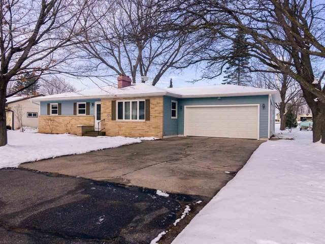 105 Maple Drive, Bonduel, WI 54107 (#50234537) :: Symes Realty, LLC