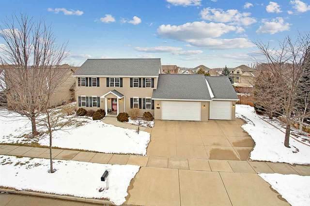 2806 E Sundance Drive, Appleton, WI 54913 (#50234577) :: Carolyn Stark Real Estate Team