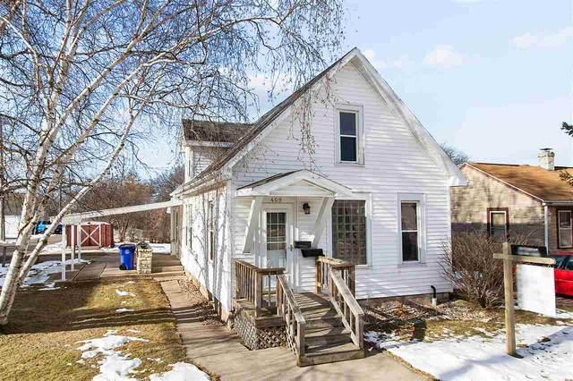 409 Eden Avenue, Kaukauna, WI 54130 (#50234659) :: Todd Wiese Homeselling System, Inc.