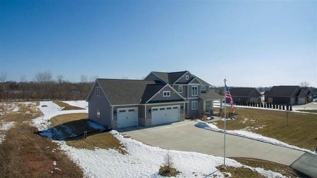 N3000 Steeple Drive, Appleton, WI 54913 (#50235305) :: Town & Country Real Estate