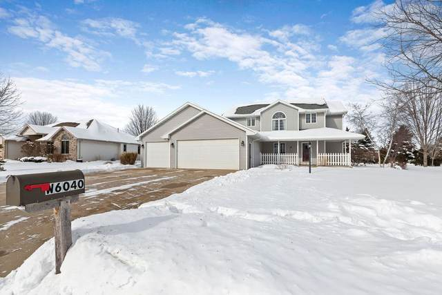 W6040 Cornflower Drive, Appleton, WI 54915 (#50235700) :: Town & Country Real Estate