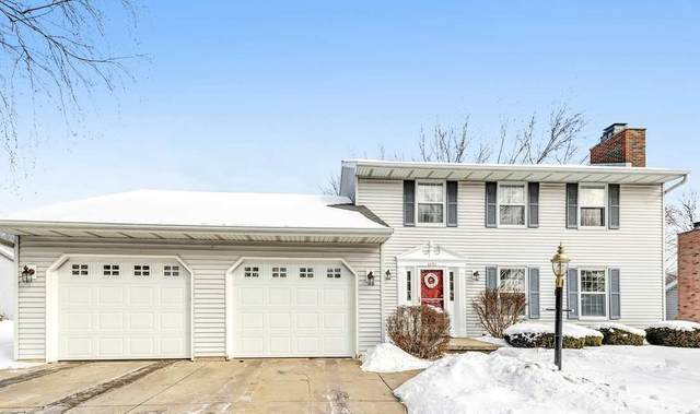1651 Willard Terrace, De Pere, WI 54115 (#50235712) :: Town & Country Real Estate